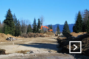Road Building Mission BC